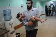 Gaza Strip. Israel kills children in Gaza.