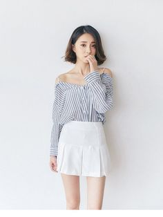 Fashion ideas for korean fashion outfits 340 Korean Fashion Ulzzang, Korean Fashion Summer, Korean Fashion Casual, Korean Fashion Trends, Korean Street Fashion, Korea Fashion, Korean Outfits, Japanese Fashion, Asian Fashion
