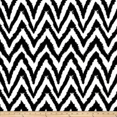 Black PILLOW COVER Black Zigzag Pillow Black by AnyarwotDesigns, $14.00