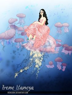 Princess Jellyfish (Kuragehime) Tsukimi Kurashita by IreneUbik on ...