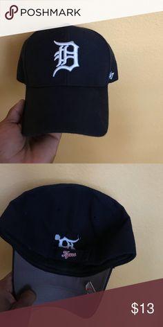 innovative design f8a79 e4421 Detroit Tigers hat 47 brand adjustable 47 Accessories Hats Detroit Tigers  Hat, Snapback Hats,
