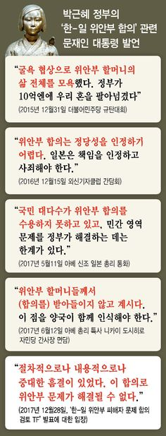 12·28 합의 불인정…재협상 안되면 사실상 무력화로 갈듯 : 청와대 : 정치 : 뉴스 : 한겨레