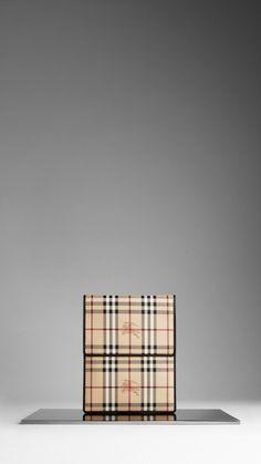 Haymarket Check iPad Case | Burberry