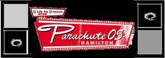 Parachute Music Festival Logo 2005. parachutemusic.com Music Festival Logos, Broadway Shows, Company Logo, History, Life, Historia