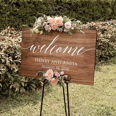 Wedding Reception Venues, Wedding Ceremony Decorations, Wedding Themes, Wedding Ideas, Wedding Advice, Wedding Blog, Table Decorations, Wooden Welcome Signs, Wedding Welcome Signs