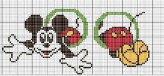 1 million+ Stunning Free Images to Use Anywhere Cross Stitch Designs, Cross Stitch Patterns, Cross Stitches, Crochet Disney, Free To Use Images, Mickey Mouse And Friends, Le Point, Crochet Crafts, Embroidery Stitches