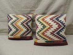 Pair of Tribal Pillows.