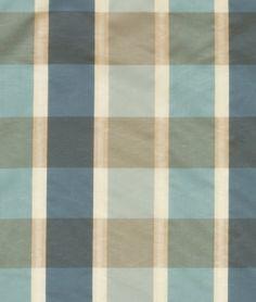 Robert Allen Kays Picnic Blue Opal Fabric