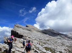 Dolomieten wandelvakantie | wandelen langs berghutten, met bagagetransport | SNP Natuurreizen