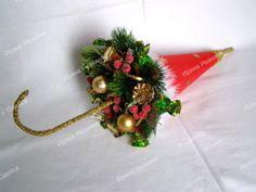 Gallery.ru / Фото #136 - Новогодние букеты из конфет - ari09