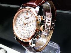 Những mẫu đồng hồ Longines 6 kim cực chất | Go Home