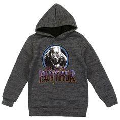 Disney Store Marvel Black Panther 2 PC Long Sleeve Pajama Set Boy Size 5//6 7//8