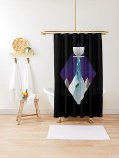 I want to BE-TEA Shower Curtain Shower Cutains, Beams, Curtains, Krystal, Jewel, Design, Home Decor, Blinds, Decoration Home