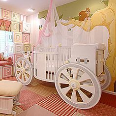 Love this baby crib!