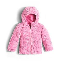 nice The North Face Reversible Mossbud Swirl Jacket Toddler Girls' Cha Cha Pink 5 T