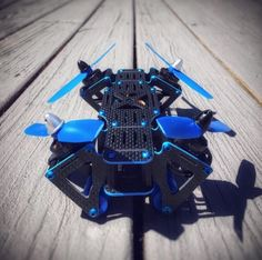 Racing drone frame