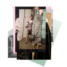 Milan Fashion Week Fall / Winter 16 GIF