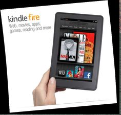 Kindle Fire $199.00 Movies, apps, games, music, reading and more, plus Amazons revolutionary, cloud-accelerated web browser 20 million movies, TV shows, songs, magazines, and books Thousands of popular apps and games, including Netflix, Hulu Plus, Pandora, and more Ultra-fast web browsing - Amazon Silk Free cloud storage for all your Amazon content Vibrant color touchscreen with extra-wide viewing angle Fast, powerful dual-core processor >>> prettty