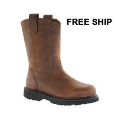 Timberland PRO 33004 Mens Steel Toe Wellington Safety Boots http://www.safetyshoes.gtim.com/timberland-pro-33004-mens-steel-toe-wellington-safety-boots