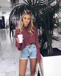 Blonde hair Medium length Hairstyle ideas Easy hairstyles