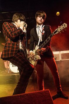 The Strypes live by Duncan Stafford