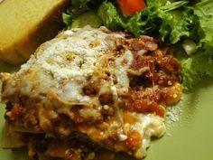 Best Lasagna Ever | Recipe | Lasagna, Pioneer Woman Lasagna and Good ...