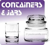 Containers, Jars, Tins, and glassware