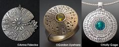 Metal Clay Guru -- good site with links to all things metal clay (including gallery of metal clay artists' works)