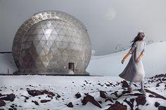 Solar Storm Style and the Apocalypse par Martin Tremblay