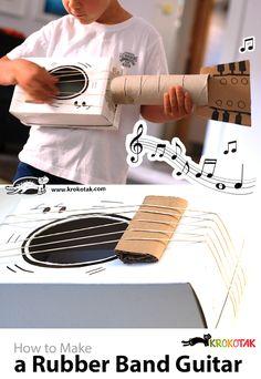 """Mais um instrumento para fazer com a garotada na escola para o projeto """"Música""""   Se a sanfona foi um sucesso, a guitarra será ainda m..."""