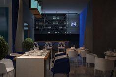 Phòng thực hành các lớp nghiệp vụ quản trị nhà hàng