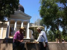 Walking Tour of Odessa, Ukraine & Volunteering - Stop Having a Boring Life - Global Living Blog