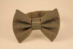 Business Plaid Bow Tie by SoBellePets on Etsy, $7.00
