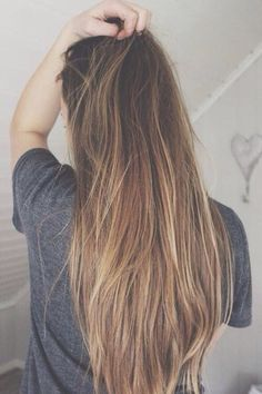 I want my hair to be like this.