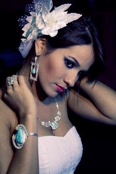 Paraguayan Filigree Larimar Jewelry