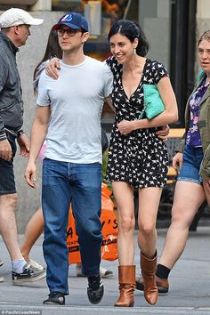 Just married:Joseph Gordon-Levitt wed his girlfriend Tasha McCauley on December 20 at their home, it was reported on Wednesday [pictured in August]