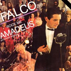 Falco 45 RPM Cover https://www.facebook.com/FromTheWaybackMachine
