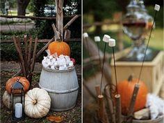 DIY Weddings: S'mores Bar - Craftfoxes