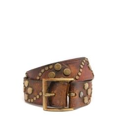 ALI STUDDED LEATHER BELT  I had a belt just like this in the 70's