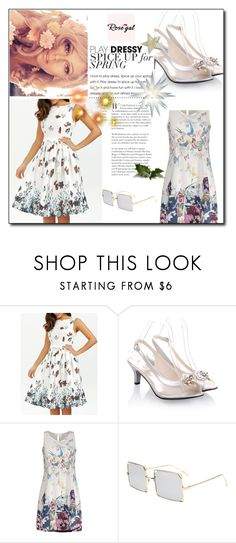 """""""Rosegal 52"""" by dilruha ❤ liked on Polyvore"""