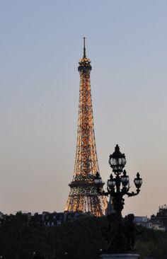 Paris, Tour Eiffel,  Île de France, France