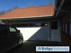Kvalitets Villa bygget med mange detaljer bl.a. muret dobb. garage Lærkebakken 14, 8831 Løgstrup - Villa #villa #løgstrup #selvsalg #boligsalg #boligdk