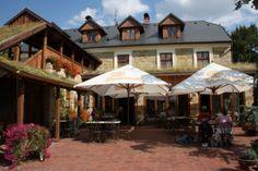 Agarden restaurant, Boseň