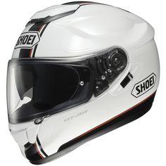 d5ed3365 Shoei GT-AIR Wanderer White Helmet - Motorcycles508 Cool Motorcycle  Helmets, Racing Motorcycles,