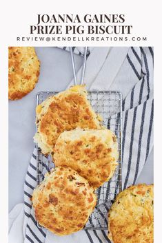 Cookbook Recipes, New Recipes, Chip And Joanna Gaines, Food Reviews, Group Meals, Biscuit Recipe, Food Dishes, Jojo Gaines, Joanne Gaines