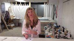 Paint & Process- Karen Darling on Vimeo