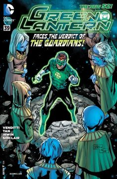 GREEN LANTERN #39   DC Comics