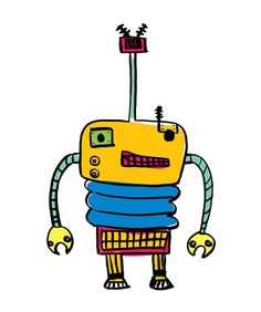 Radio Pop might be one of my favorite robots! He's part of the Colored Robots series on . Check the link in bio! Robot Series, Heart For Kids, Bart Simpson, Robots, Coloring, Illustration Art, Pop, My Favorite Things, Link