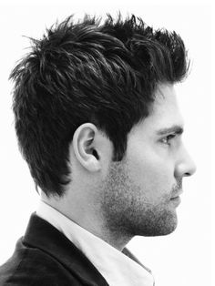 Hair Cutting Style Gents Luxury Texture Men
