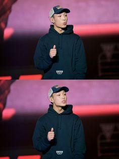 151003 Bobby @ iKON Debut Concert © BOBBYROUN   DO NOT edit or remove logo.